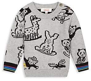 Catimini Baby's & Little Boy's Knit Sweater