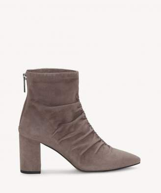 Sole Society Saydie Ruched Bootie