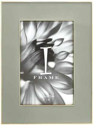 Very Gold & Grey Border Photo Frame