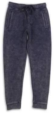 Butter Shoes Little Boy's& Boy's Mineral Wash Fleece Sweatpants