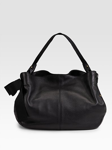 Salvatore Ferragamo Miss Vara Bow Leather Hobo