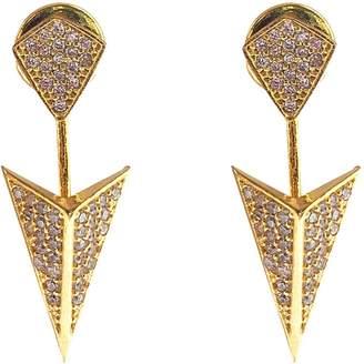 Wild Hearts Arrow Ear Jackets Gold