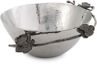 Michael Aram Black Orchid Medium Stainless Steel Bowl