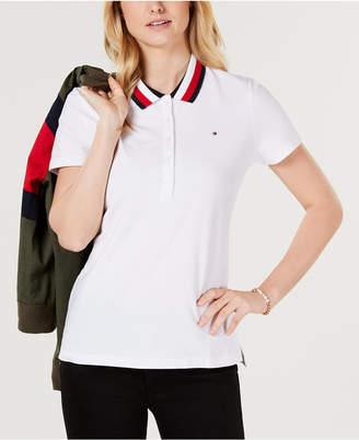 Tommy Hilfiger Short-Sleeve Polo Shirt