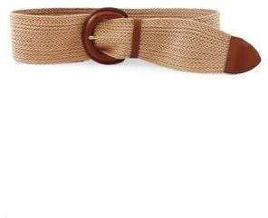 Fashion Focus Braided Belt