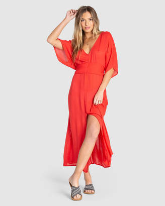 Billabong Forever Fine Midi Dress
