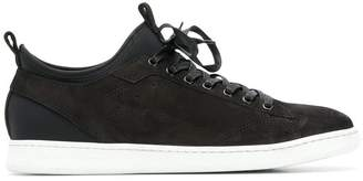 Diesel Black Gold handcrafted low-top sneakers