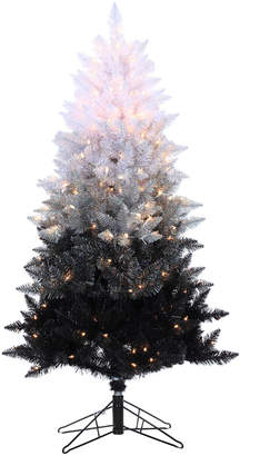 Sterling Tree Company 5Ft Vintage Black Ombre Spruce