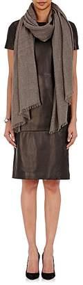 Barneys New York Women's Cashmere Gauze Oversized Scarf