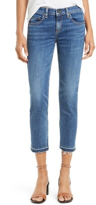 Rag & Bone The Dre Capri Jeans