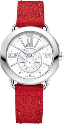 Fendi Selleria watch with interchangeable strap