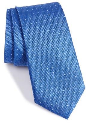 Men's Calibrate Mars Dot Silk Tie $49.50 thestylecure.com