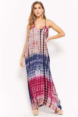 Forever 21 Tie-Dye Maxi Dress