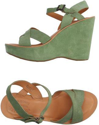 KORK-EASE Sandals $199 thestylecure.com