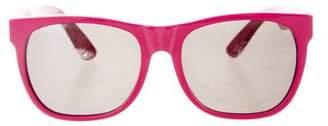 RetroSuperFuture Tinted Lens Sunglasses