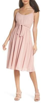 BB Dakota Take a Bow Fit & Flare Dress