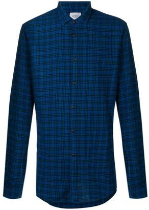 Dondup classic plaid shirt