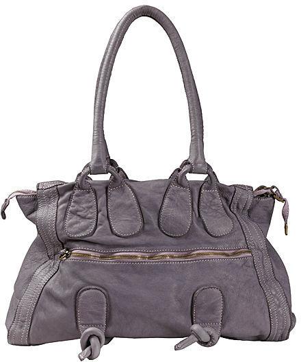 Sissi Rossi Knotted Shoulder Bag