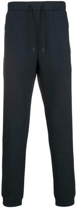 Emporio Armani slim fit track pants