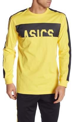 Asics Dojo Long Sleeve Crew Neck Shirt