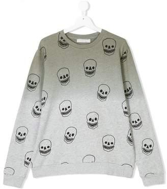 Stella McCartney skulls print sweatshirt