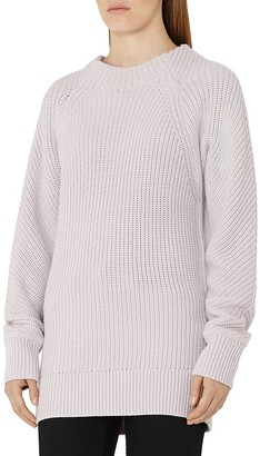 REISS Imogen Chunky Sweater $240 thestylecure.com