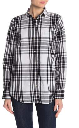 J.Crew J. Crew Plaid Relaxed Shirt