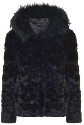 Forever Unique Lucy Faux Fur Coat