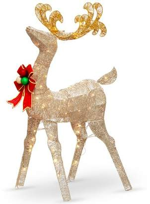 The Holiday Aisle Reindeer Decoration Figurine