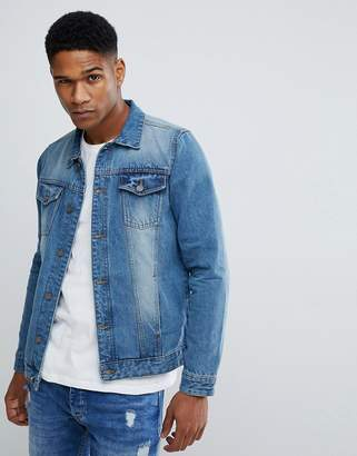 Brave Soul True Denim Jacket