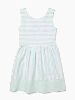 Kate Spade Girls kali stripe dress
