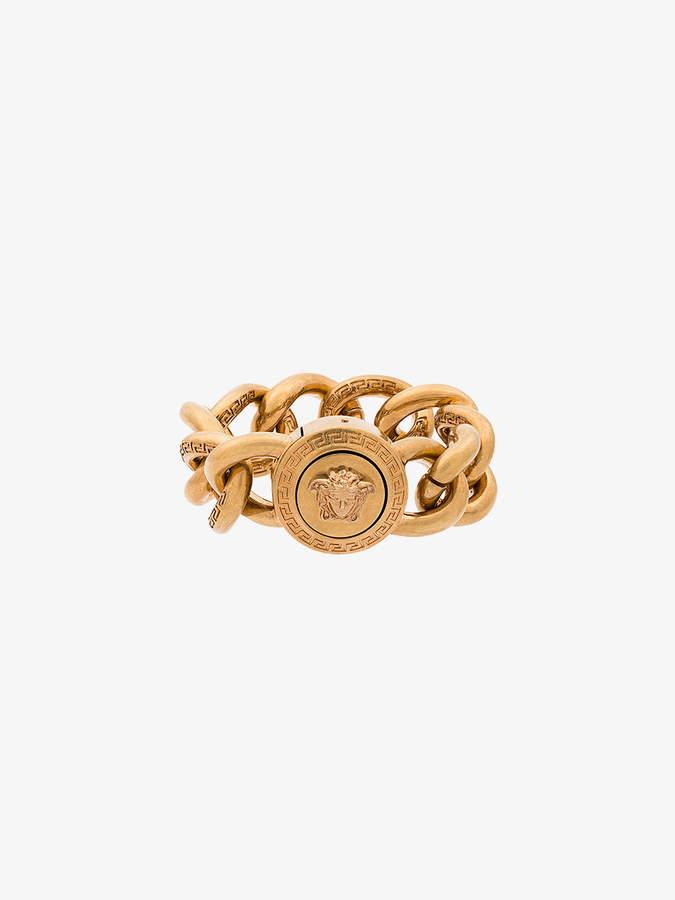 Large link Medusa bracelet