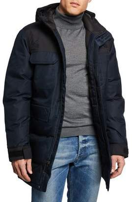 The North Face Men's Biggie McMurdo Hooded Parka Coat