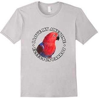 Eclectus Shirt | Eclectus Parrot | Parrot Shirt | Parrot Tee