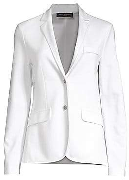 508bafdd Women's Unstructured Blazer Jacket