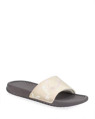 Nike Benassi JDI Pool Slide Sandals