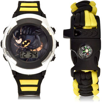 Batman Holiday 2018 Unisex Multicolor Strap Watch-Bat40036jc