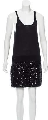 Iisli Wool Sequined Dress
