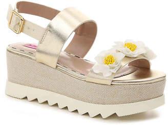 Betsey Johnson Pipper Platform Sandal - Women's