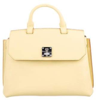 MCM Milla Convertible Handle Bag