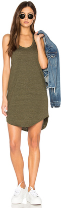 Chaser T Back Shirttail Mini Dress $75 thestylecure.com