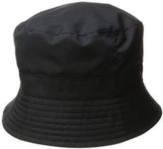 totes Women's Water-Resist Bucket Rain Hat