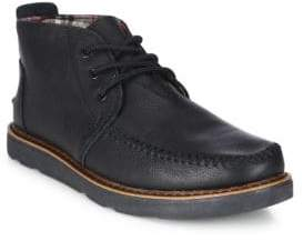 Toms Leather Chukka Boots