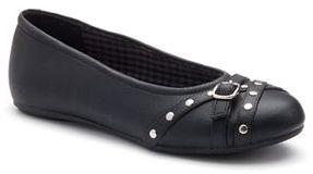 Rachel Shoes Zahara Girls' Ballet Flats $34.99 thestylecure.com