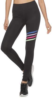 79c6bff18e43 Fila Sport Women s SPORT Colorful Stripes Midrise Leggings