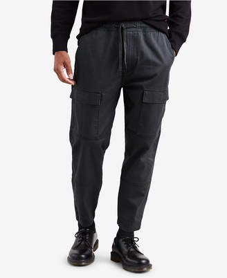 Levi's Men Utility Essentials Stretch Cargo Joggers
