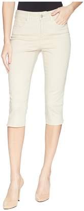 NYDJ Skinny Capris in Feather Women's Jeans