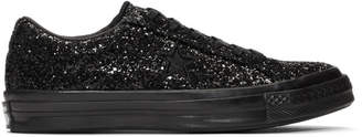 Converse Black One Star After Party Sneakers