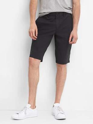 "Gap 12"" Vintage Wash Shorts with GapFlex"
