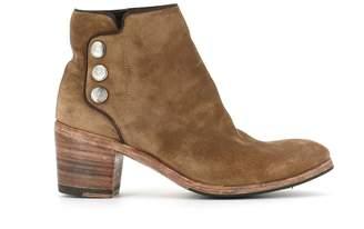 Alberto Fasciani ''sveva'' Buttoned Ankle Boots